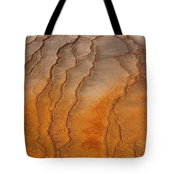 Yellowstone 2530 Tote Bag