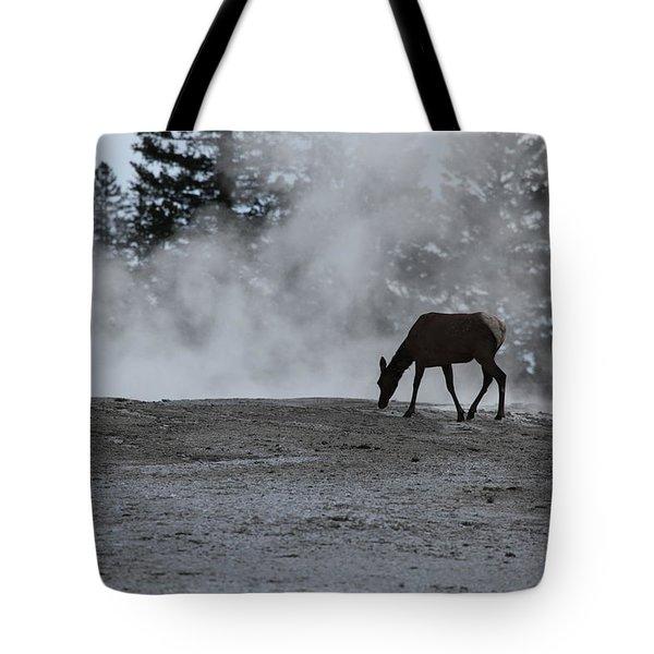 Yellowstone 5456 Tote Bag