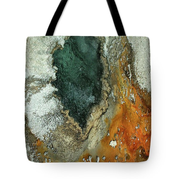Yellowstone Landscape Tote Bag