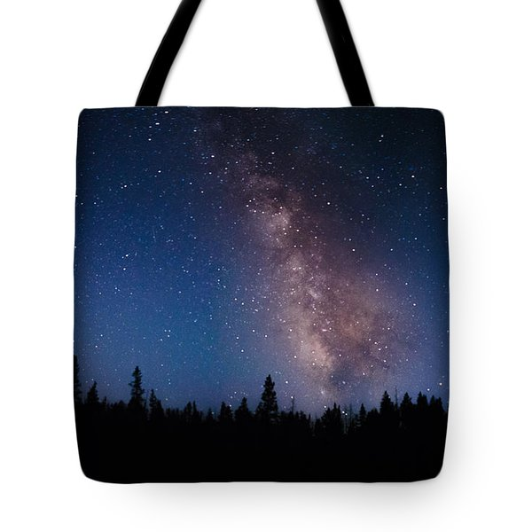 Yellowstone Stars Tote Bag