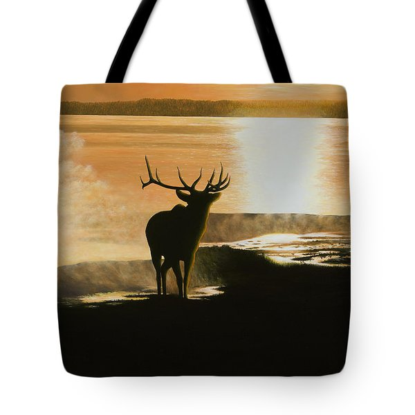 Yellowstone's Monarch Tote Bag