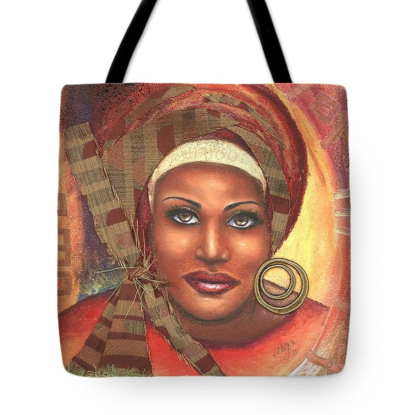 Yes . . . One Woman Can . . .  Tote Bag
