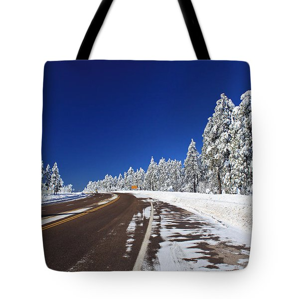 Yes Its Arizona Tote Bag