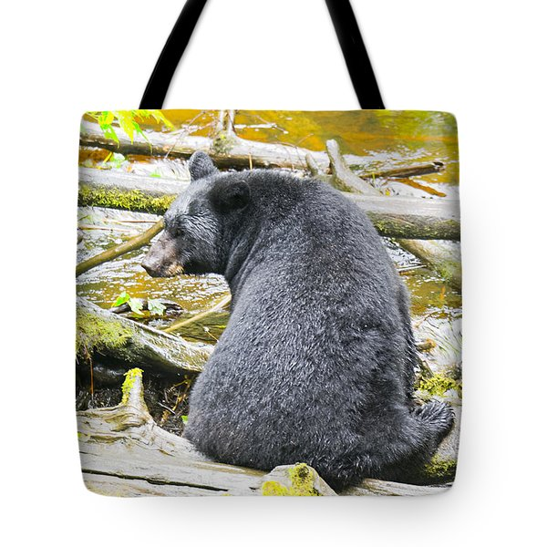 Yes They Do Tote Bag by Harold Piskiel