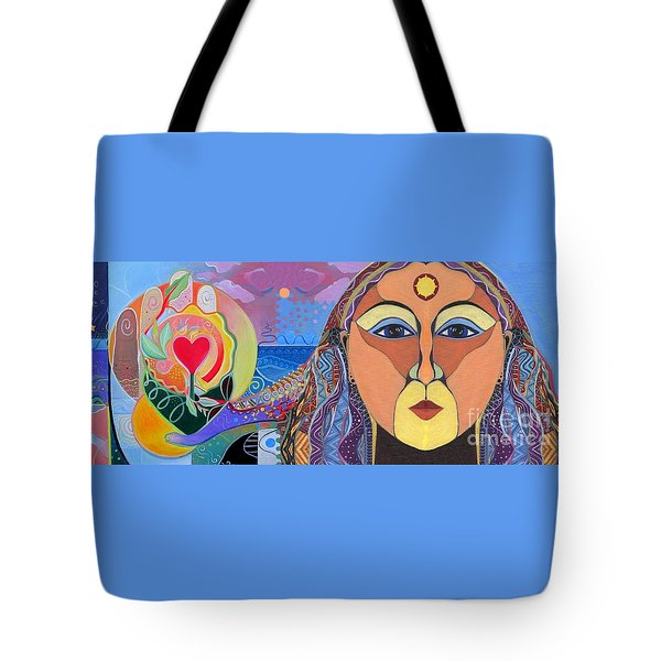 Yes We Can Tote Bag