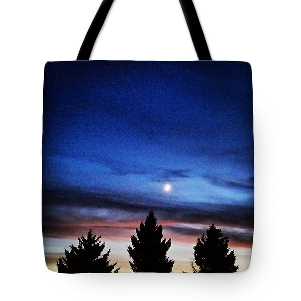 Sunset Tote Bag