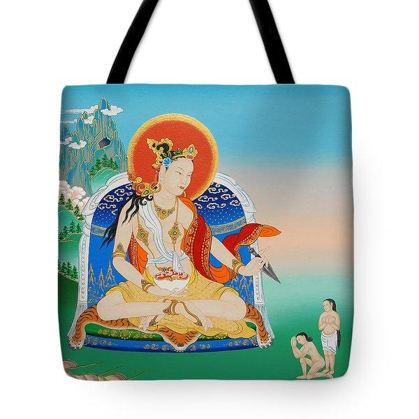 Yeshe Tsogyal Tote Bag