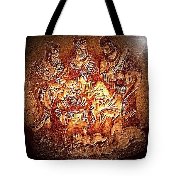 Yeshu'a  Tote Bag