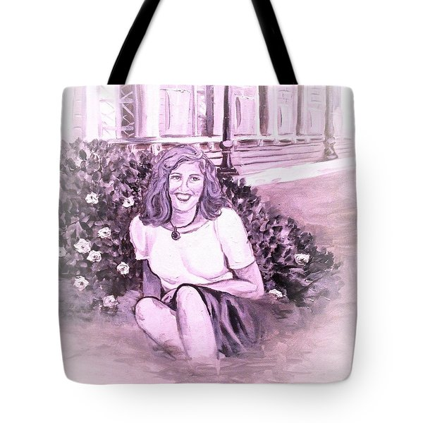 Yesterday At Kirkwood Station Tote Bag