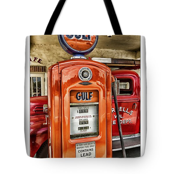 Yesterday Gone Tote Bag