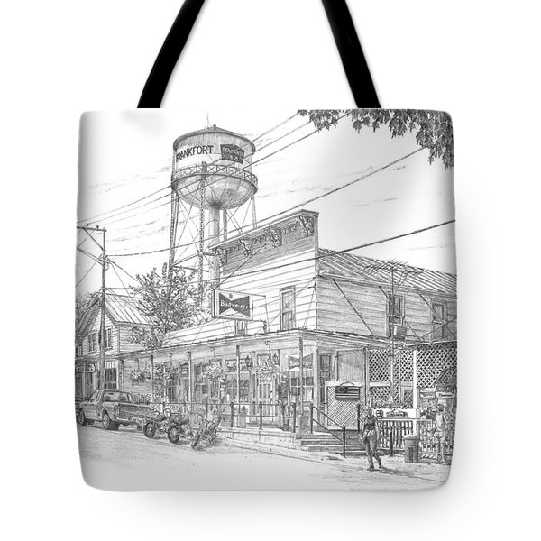 Yesterday Today Tote Bag by Doug Kreuger