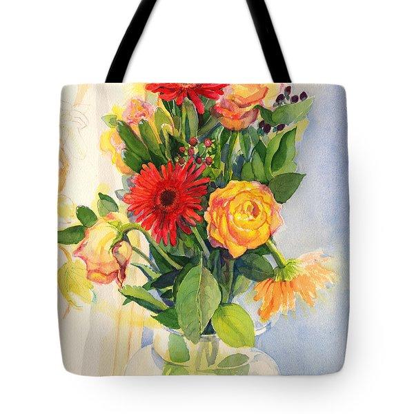 Yesterdays Beauties Tote Bag