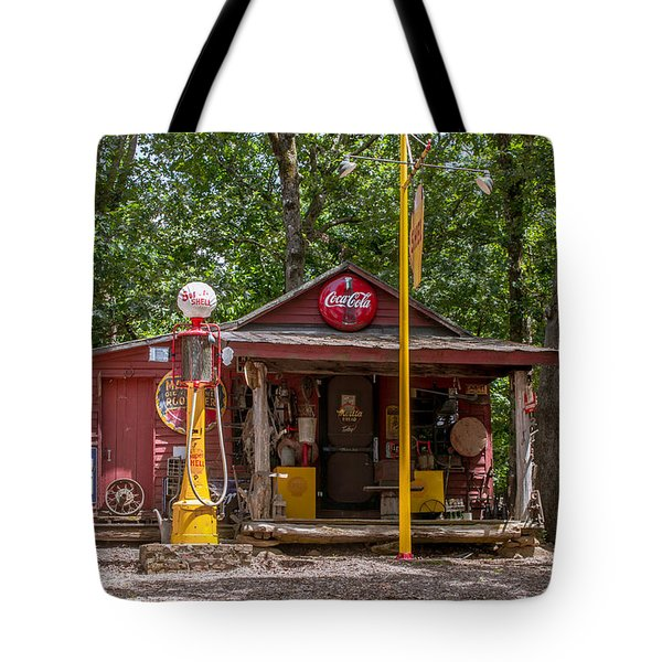 Yesterville Country Store 2 Tote Bag by Lynne Jenkins