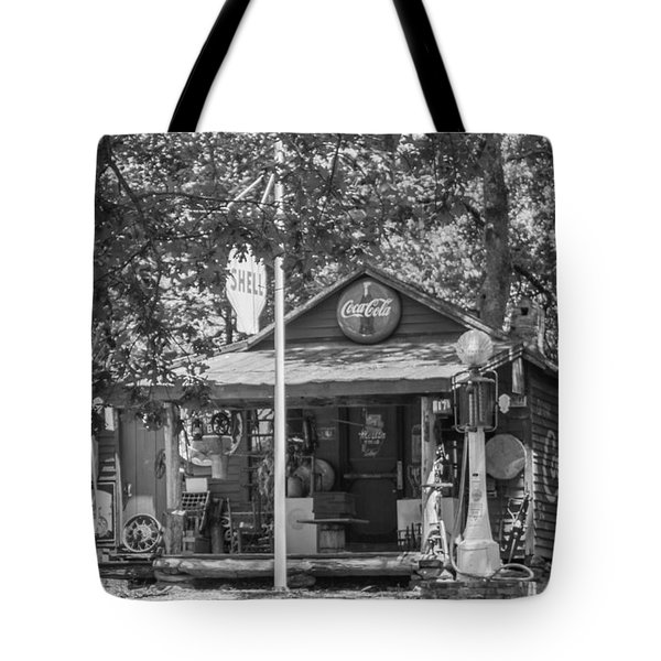Yesterville Country Store 3 Tote Bag by Lynne Jenkins