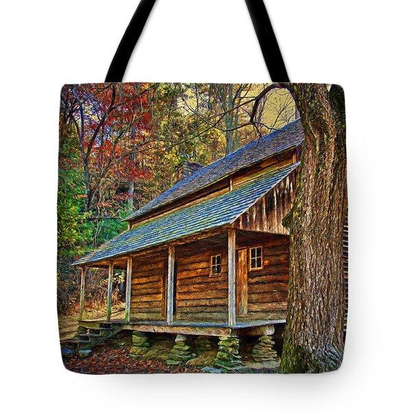Yesteryear  Tote Bag