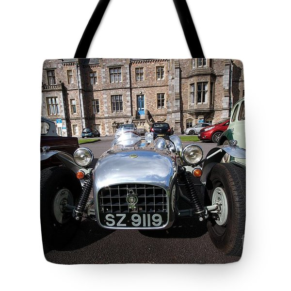 Tote Bag featuring the photograph Yesurday  by Gary Bridger