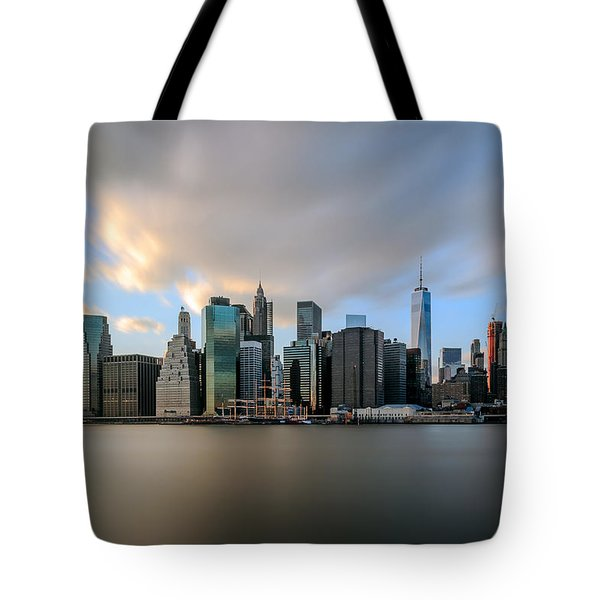 Yet Again  Tote Bag