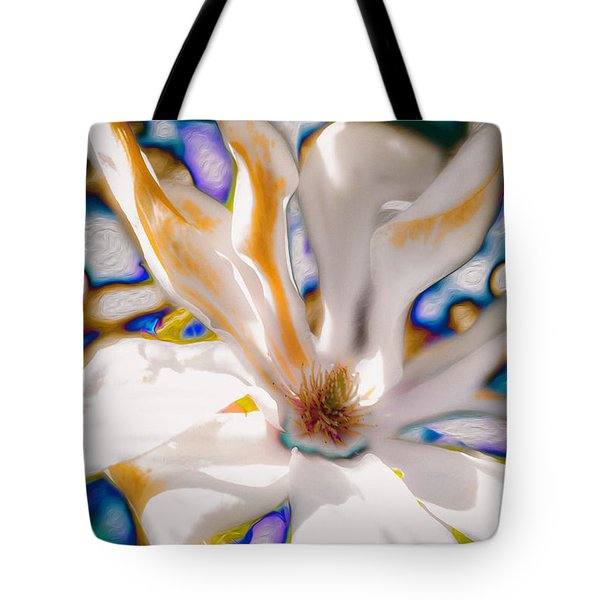 Yet Another Magnolia Tote Bag
