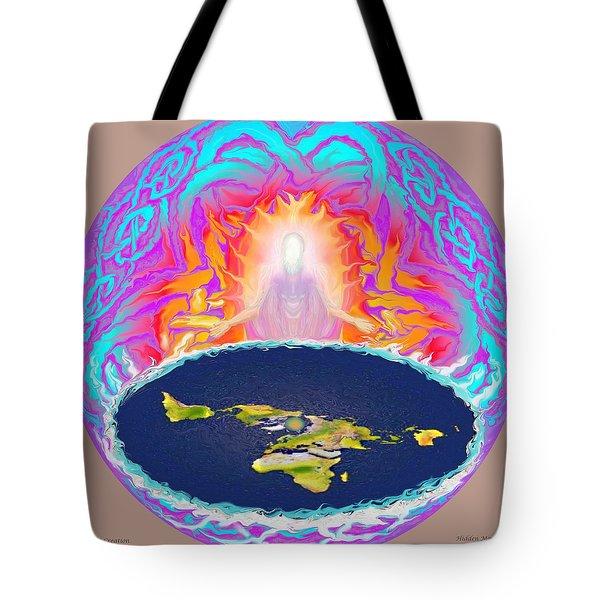 Yhwh Creation Tote Bag