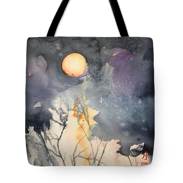 Yin Time Tote Bag