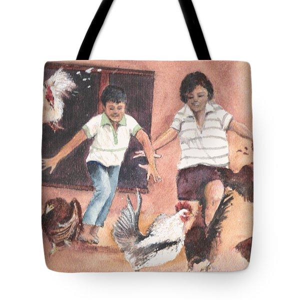 Yo Mama Is Gona Get You Tote Bag