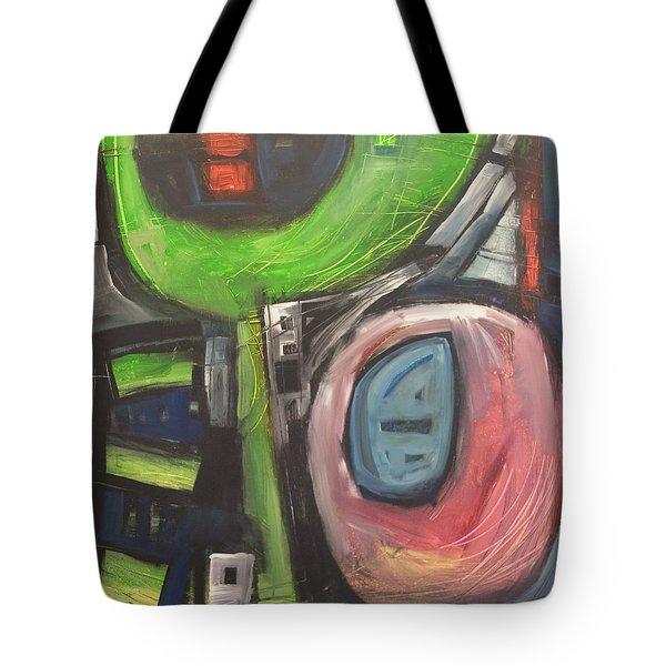 YO Tote Bag by Tim Nyberg