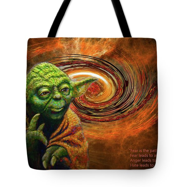 Yoda-no Fear Tote Bag