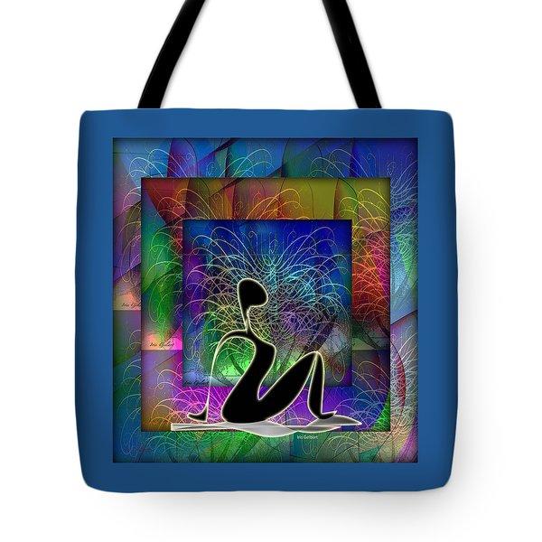 Yoga 6 Tote Bag