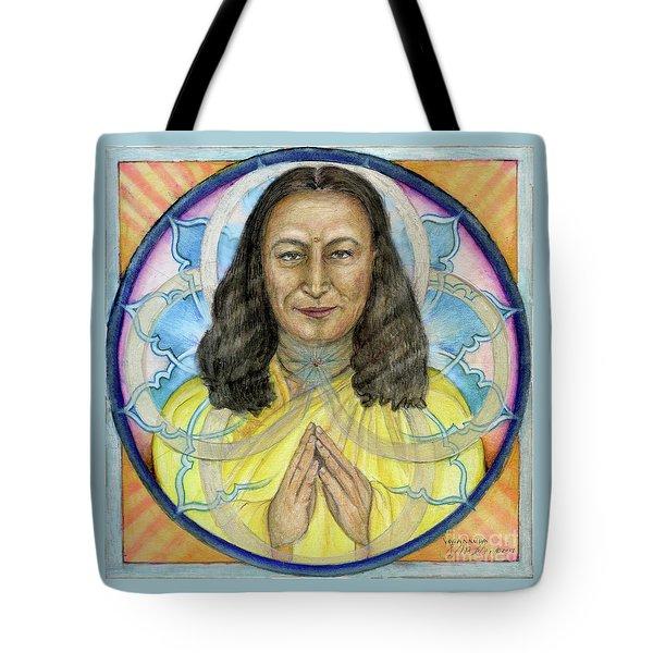 Yogananda Tote Bag