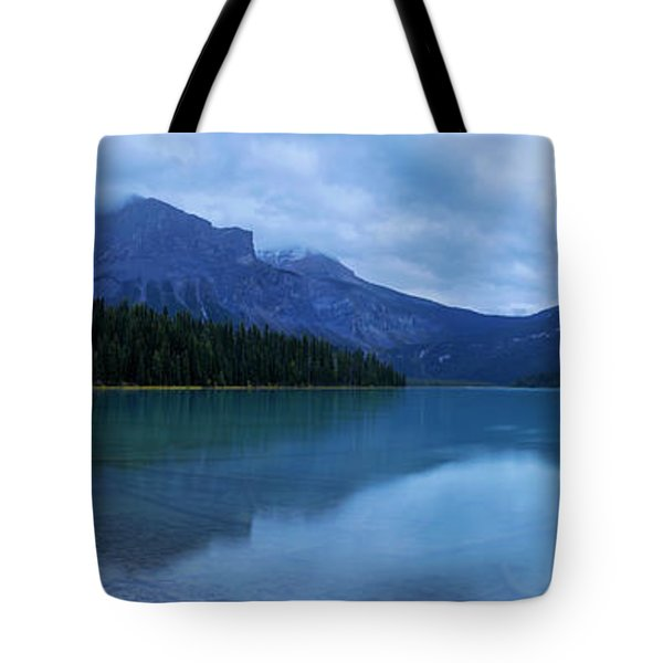Tote Bag featuring the photograph Yoho by Chad Dutson