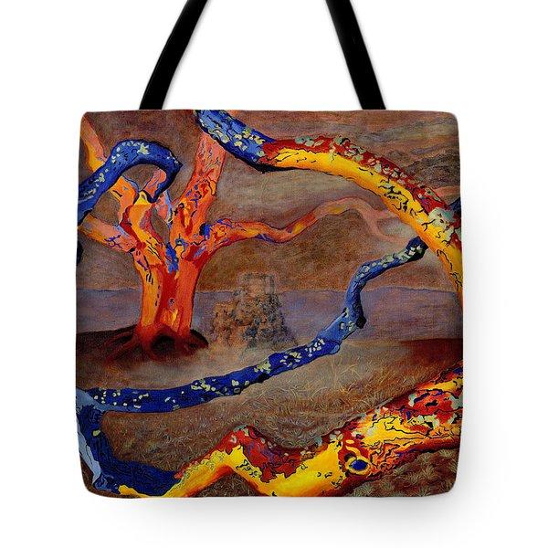 Yolande's Great Oak Tote Bag