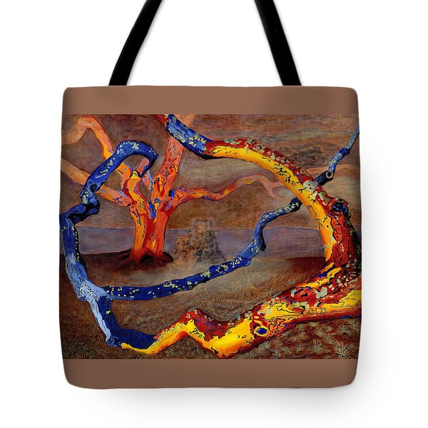 Yolande's Great Oak Tote Bag