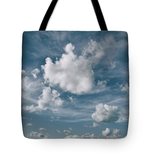 yonder No.2 Tote Bag by Tom Druin