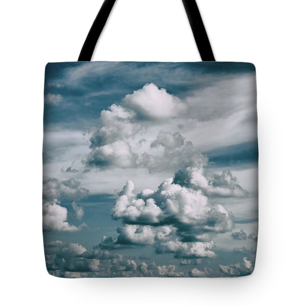 Tote Bag featuring the photograph Yonder by Tom Druin