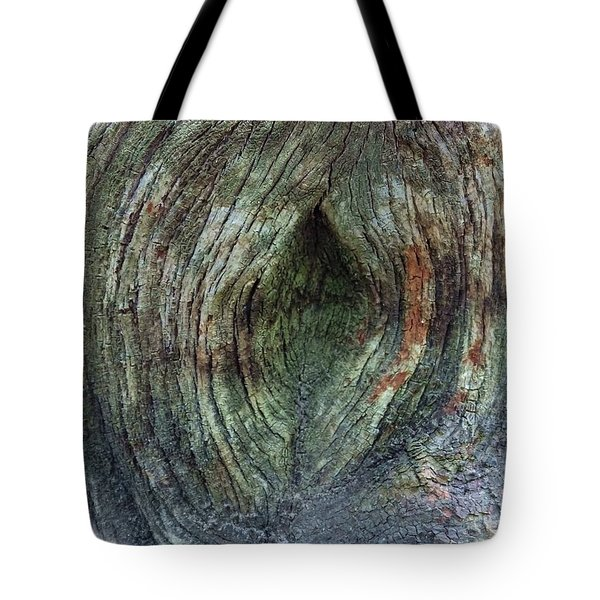Yoni Au Naturel Une Tote Bag