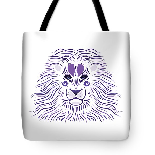 Yoni The Lion - Light Tote Bag