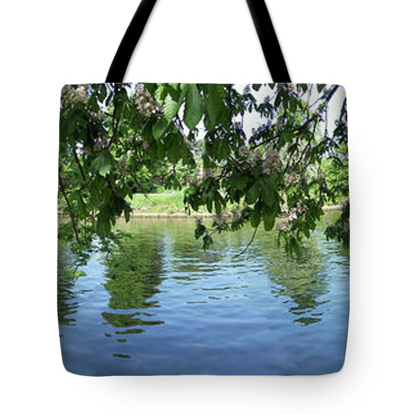 York River Ouse Tote Bag by Neil Finnemore