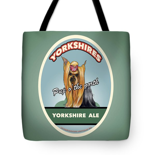 Yorkshire Ale Tote Bag