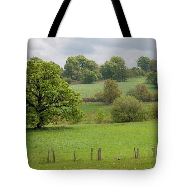 Yorkshire Dales Pastoral Tote Bag