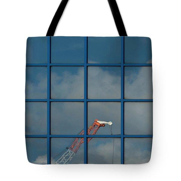 Yorkshire Windows 14 Tote Bag