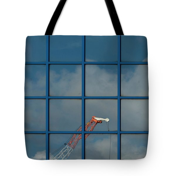 Yorkshire Windows 14 Tote Bag