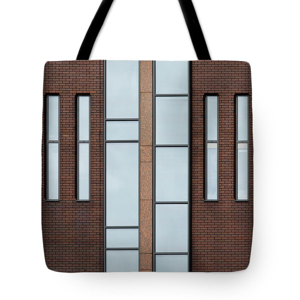 Yorkshire Windows 2 Tote Bag