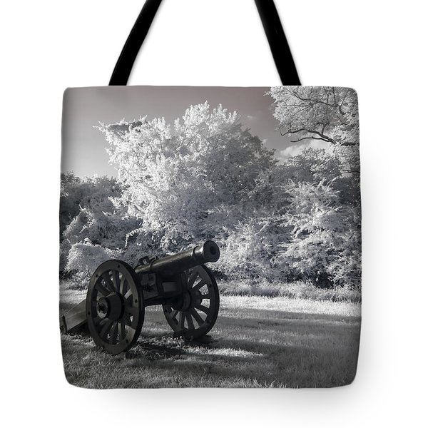 Yorktown - Cannon Tote Bag
