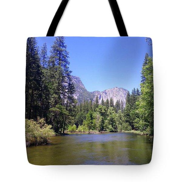 Yosemite Lifestyle Tote Bag