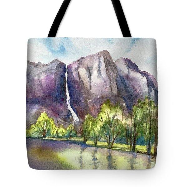 Yosemite Tote Bag