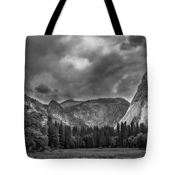 Yosemite Meadows Tote Bag