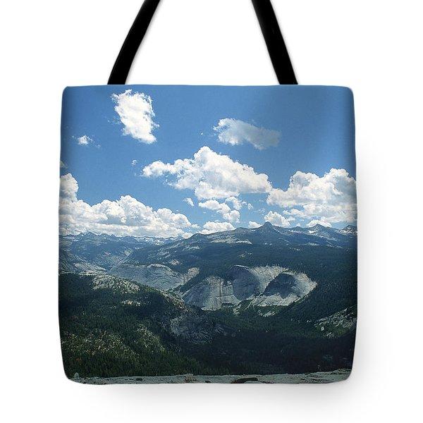 Yosemite Panoramic Tote Bag