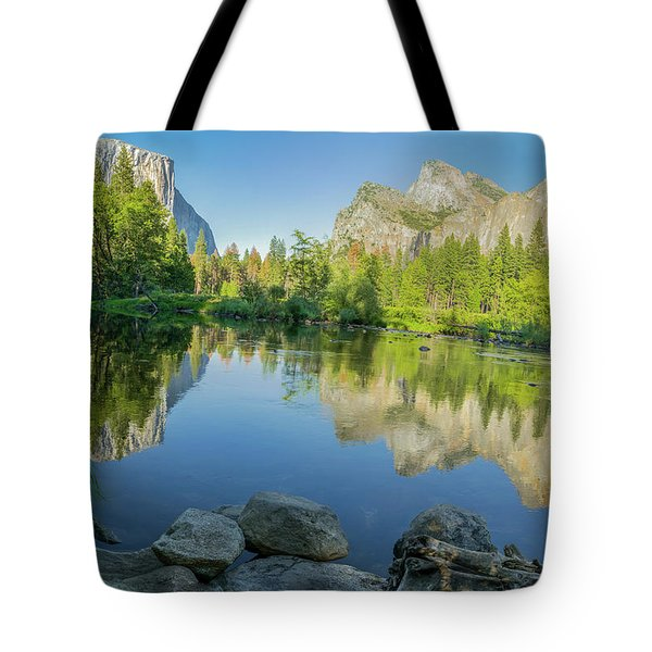 Tote Bag featuring the photograph Yosemite by RC Pics