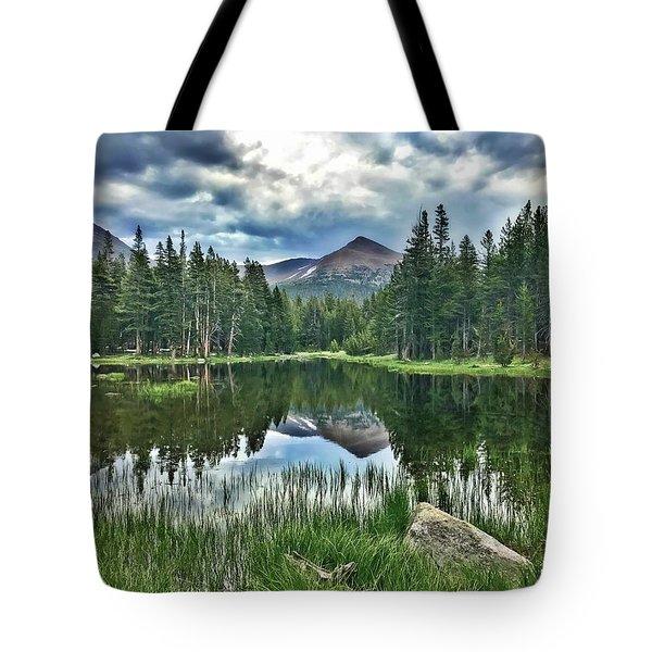 Yosemite Reflection Tote Bag