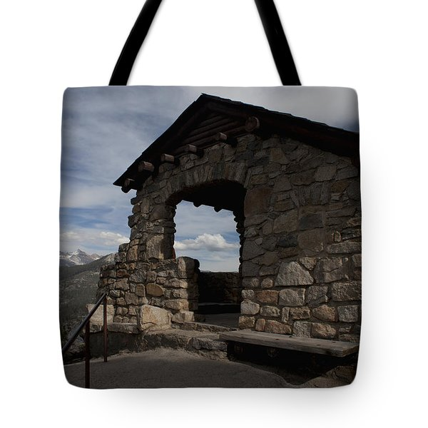 Yosemite Refuge Tote Bag by Ivete Basso Photography